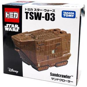 トミカ TSW-03 トミカ スター・ウォーズ サンドクローラー sanyodo-shop 04