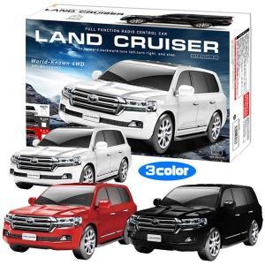 ラジコン トヨタ ランドクルーザー FULL FUNCTION CONTROL CAR LAND CRUISER|sanyodo-shop
