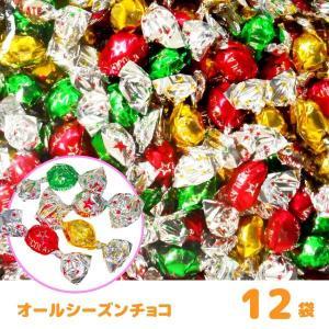 オールシーズンチョコ 12袋(お菓子 チョコレート)|sanyodo-shop