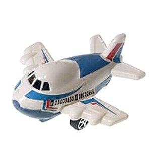 ジャンボ飛行機25個セット(プルバック) sanyodo-shop