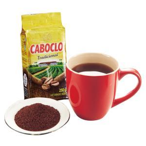 [5000円以上で送料無料] ブラジルお土産 | カフェ カボクロ コーヒー【172141】|sanyodo