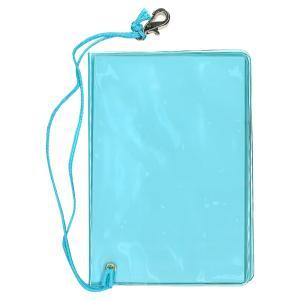 旅行用品 | パスポートホルダー ブルー 【105429】(パスポートカバー パスポートケース トラベルグッズ)|sanyodo