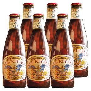 [5000円以上で送料無料] アメリカお土産 | アンカーリバティーエール 6本セット ビール【R72003】|sanyodo