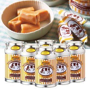 [送料無料] ポーランドお土産 | ポーランドミルクファッジ 6缶セット ミルクキャンディ【171232】|sanyodo