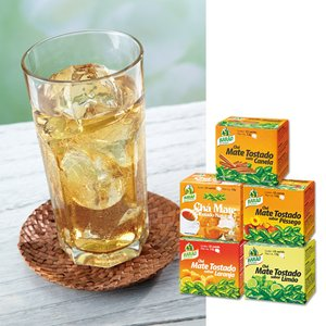[5000円以上で送料無料] ブラジルお土産 | BARAO マテ茶 5種セット【172139】|sanyodo