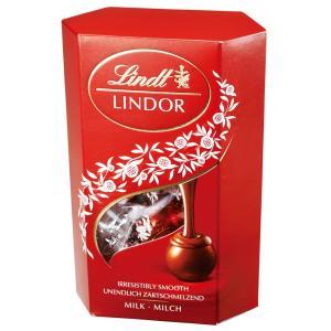 [5000円以上で送料無料] スイスお土産 | リンツ リンドール ミルクチョコレート 200g(約17粒)【171208】|sanyodo