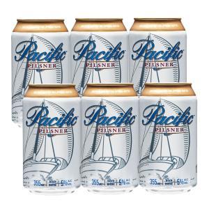 [5000円以上で送料無料] カナダお土産 | カナダ パシフィック ピルスナービール 6缶セット クーラーバッグ付【R72020】|sanyodo