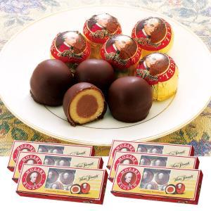 [送料無料] オーストリアお土産 | モーツァルト チョコレート 6箱セット【171233】|sanyodo