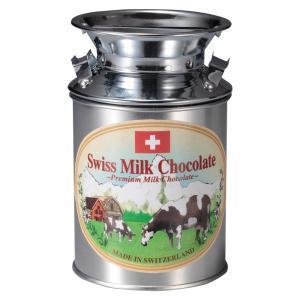 [5000円以上で送料無料]スイス お土産 | スイス ミルク缶チョコレート【101189】|sanyodo