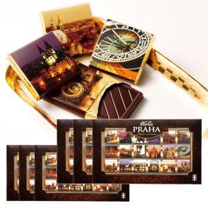 [送料無料] チェコお土産   プラハチョコレート 6箱セット【171226】 sanyodo