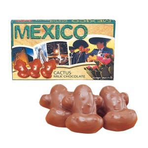 [5000円以上で送料無料] メキシコお土産 | メキシコ カクタス チョコレート【172097】|sanyodo