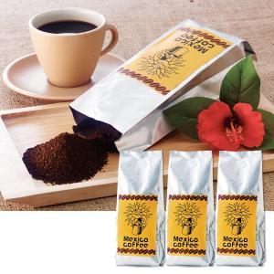 [5000円以上で送料無料] メキシコお土産 | メキシココーヒー 3袋セット【172108】|sanyodo