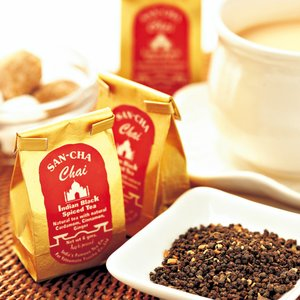 [送料無料] モルディブ・インドお土産   チャイ ミニゴールデンパック 36袋セット【176109】 sanyodo