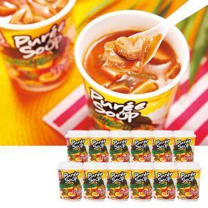 [5000円以上で送料無料] タイお土産 | トムヤムマッシュルームスープ 12個セット【176016】|sanyodo