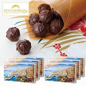 [送料無料] メキシコお土産 | フィエスタ・アメリカーナ・グランド・コーラルビーチ・カンクン チョコレート 6箱セット【172095】|sanyodo
