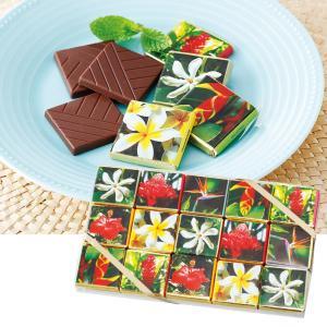 [5000円以上で送料無料] トロピカルフラワー (ティアレフラワー) チョコレート【172115】|sanyodo