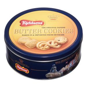 [5400円以上で送料無料] デンマークお土産 | ケルドセン オリジナルバタークッキー【201301】