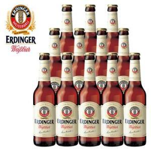 [送料無料] ドイツお土産 | エルディンガー ヴァイスビール 12本セット【R71033】|sanyodo