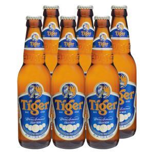 [5000円以上で送料無料] シンガポールお土産 | タイガービール 6本セット【R76010】|sanyodo