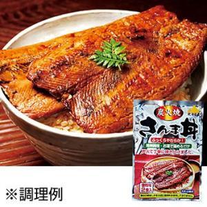 [5000円以上で送料無料] 北海道土産 | 炭火焼 近海さんま丼 2食入り [別送 あすつく不可]【J17233】|sanyodo