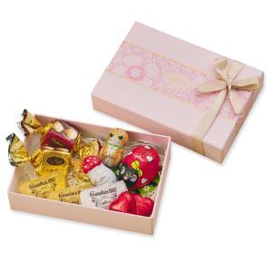 [賞味12/31][5000円以上で送料無料] カファレル Caffarel | オリジナルギフト ピッコラ チョコレート 紙袋付き【105210】