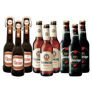 [送料無料] ドイツお土産 | ドイツビール3種飲み比べセット【R06095】|sanyodo