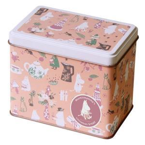 [5000円以上で送料無料] ムーミンMoomin|ムーミンママのシナモンブレッド パーティー缶【105783】|sanyodo