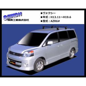 タフレック(TUFREQ)システムキャリア ヴォクシー AZR6# VB6+FFA1+J12 1台分セット|sanyodream
