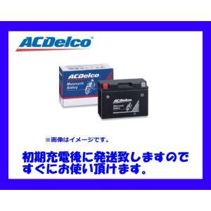 【初期充電済みにて発送致します!】AC Delco バイク用バッテリー DT14B-4 互換(GT14B-4)|sanyodream