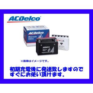 【初期充電済みにて発送致します!】AC Delco バイク用バッテリー DTX14-BS 互換(YTX14-BS.FTX14-BS)|sanyodream
