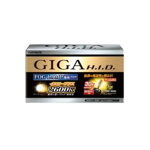 悪天候に強い!カーメイト GIGA フォグランプ専用 H.I.Dコンバージョンキット GFK1126 H8/H9/H11 イエロープラス|sanyodream