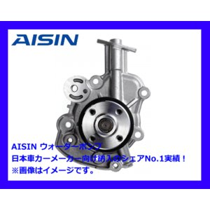 アイシン精機(株)(AISIN) ウォーターポンプ WPZ-035 デミオ DY5W.DY5R.DE5FS|sanyodream