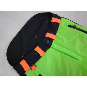 緑の雇用 安全向上対策費対象 チェーンソープロテクションズボン インターフォーストInterForst エアフォーストワン class1|sanyosyoji|03