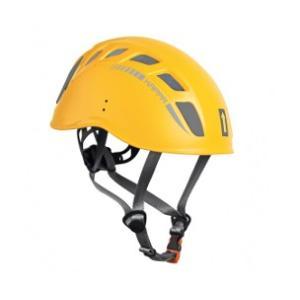 ヘルメット Kappa Work 黄色 軽量 あご紐付き|sanyosyoji