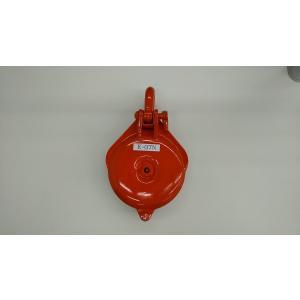 滑車 E-07N 林業集材用繊維ロープ専用 南星機械 軽い |sanyosyoji