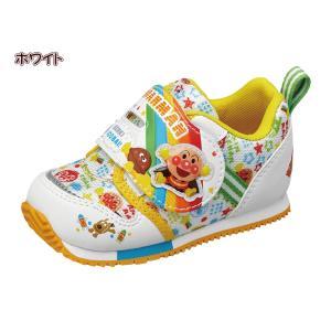 アンパンマン キッズ ベビー スニーカー APM B16 軽量 通園 子供靴 男の子 女の子 ブルー レッド ピンク ホワイト 普段履き 誕生日 sanyuukutu 04