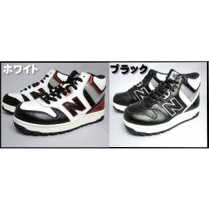 ニューバランス new balance メンズ ブーツ(スノトレ)防水 防寒 雪国対応 スニーカーSB601 【ブラック】【ホワイト】【BGW】【WRB】【25〜29m】|sanyuukutu|04