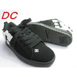 最速 当日発送【16%OFF】DC メンズ スニーカー<DC SHOE>コートグラフィック300927 OWM ブラック/ホワイト|sanyuukutu