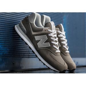 大きいサイズ ニューバランス ML 574 グレー ネイビー EGG new balance メンズ スニーカー クラシック 靴 29cm 30cm|sanyuukutu|05