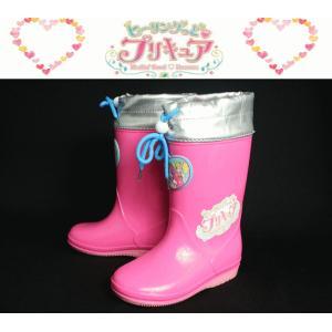 キラキラ プリキュアアラモード レインブーツ 長靴 靴  女...