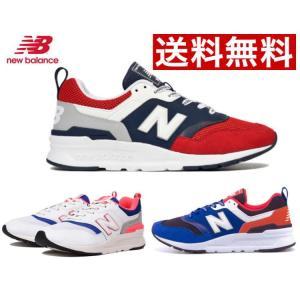 ニューバランス メンズ CM997HEA AJ EB チームレッド ホワイト ブルー ピンク クラシック ランニング トレーニング スニーカー 靴 男性 25〜28cm|sanyuukutu