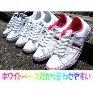 ローカット エックスストリート X-STREET 249 コートシューズ レディース スニーカー クラシック ワトフォード モデル 靴 ホワイト 白  22.5〜24.5cm|sanyuukutu