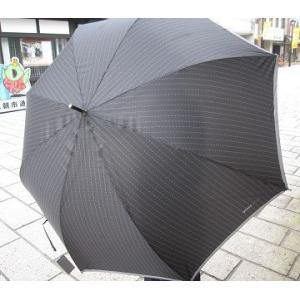 当日発送 可能【セール】雨傘 紳士用 長がさ<アンブレラ>70cm ブラック sanyuukutu