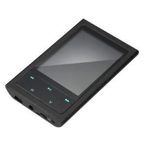 グリーンハウス 8GB内蔵&FMラジオ搭載 デジタルオーディオ「kana RS」 GH-KANARS-8GK ブラック