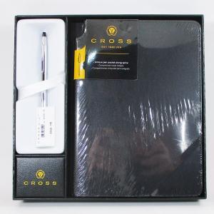 クロス ボールペンノートブック付ギフトボックスセット 3502/1M saponintaiga