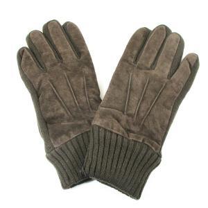 リプレイ メンズ グローブ 手袋 豚革 レザー AM6018-002-A3066B サイズ:L ブラウン/送料無料メール便|saponintaiga