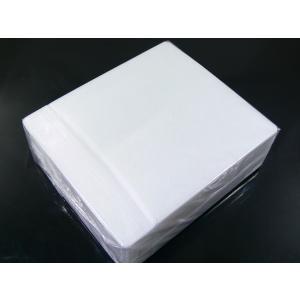 CD/DVD/BD 不織布ケース 両面タイプ 100枚 袋入りx1個 AB100PW 4984279300022
