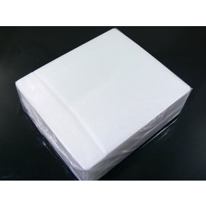 CD/DVD/BD 不織布ケース 両面タイプ 100枚 袋入りx5個=500枚 AB100PW 4984279300022/卸/送料無料|saponintaiga