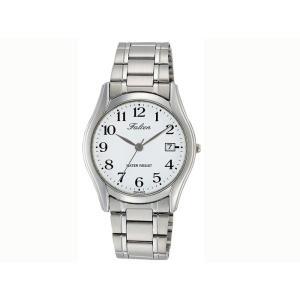 /シチズン/CITIZEN  カレンダー腕時計 5気圧防水 D016-204 フリーアジャスト|saponintaiga