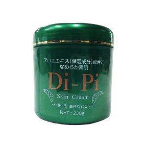 Di-Pi アロエ スキンクリーム ハンドクリーム 大容量230g 6個セット/卸/ saponintaiga